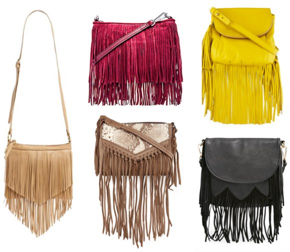 Style By Camilla: Fringe Benefits