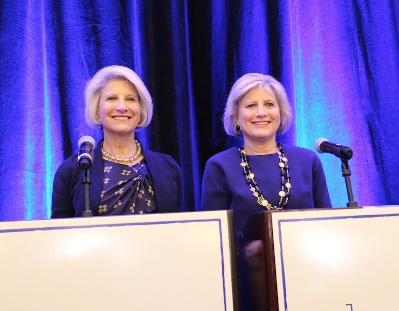 Twins Janet Holliday and Joan Katz Speak on Surviving and Thriving beyond Cancer