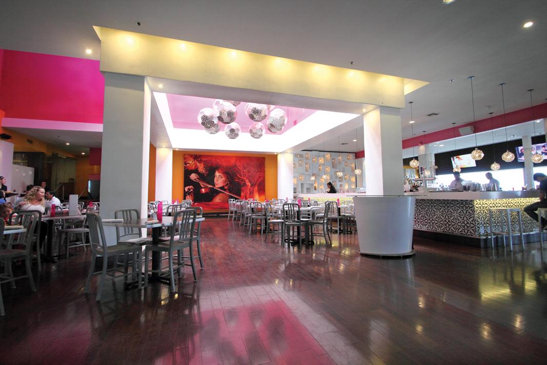 Dining-interior