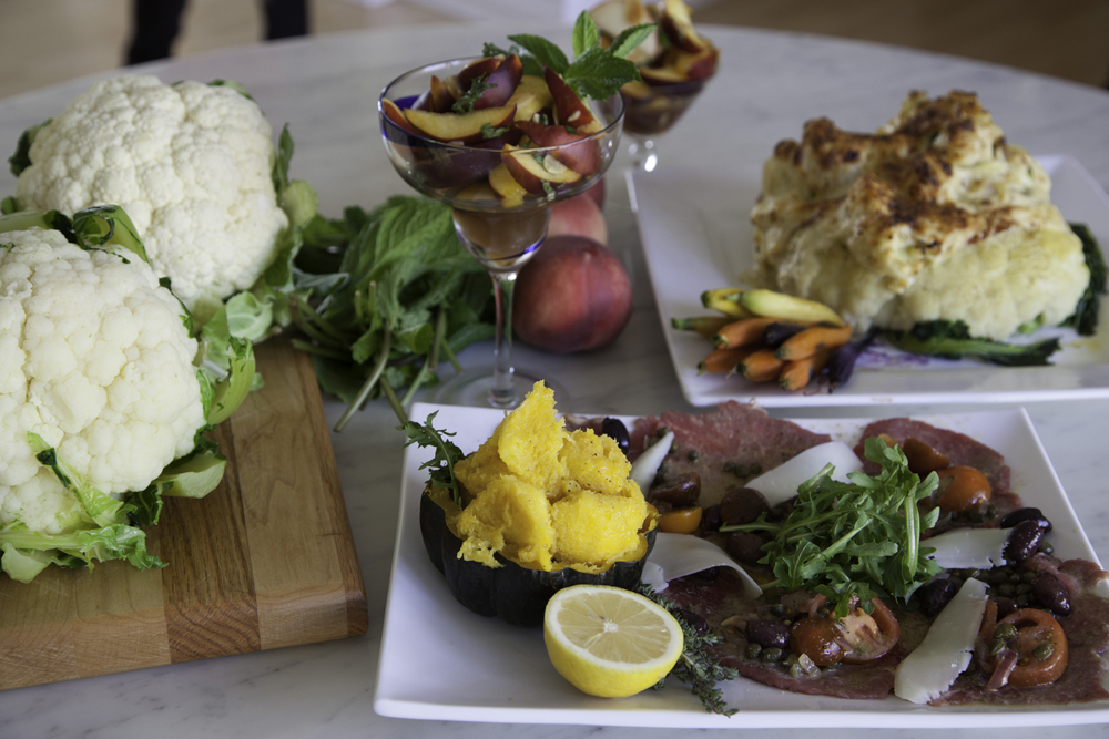 Top SA Chefs Lisa Astorga-Watel and Stefan Bowers Create Meals Inspired by Community Supported Agriculture