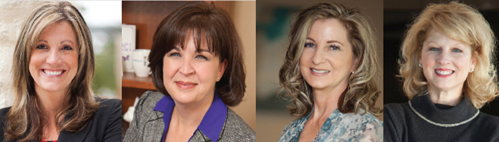 Women in Business: Four Business Leaders Find a Home in Fast-paced Mortgage Lending Arena