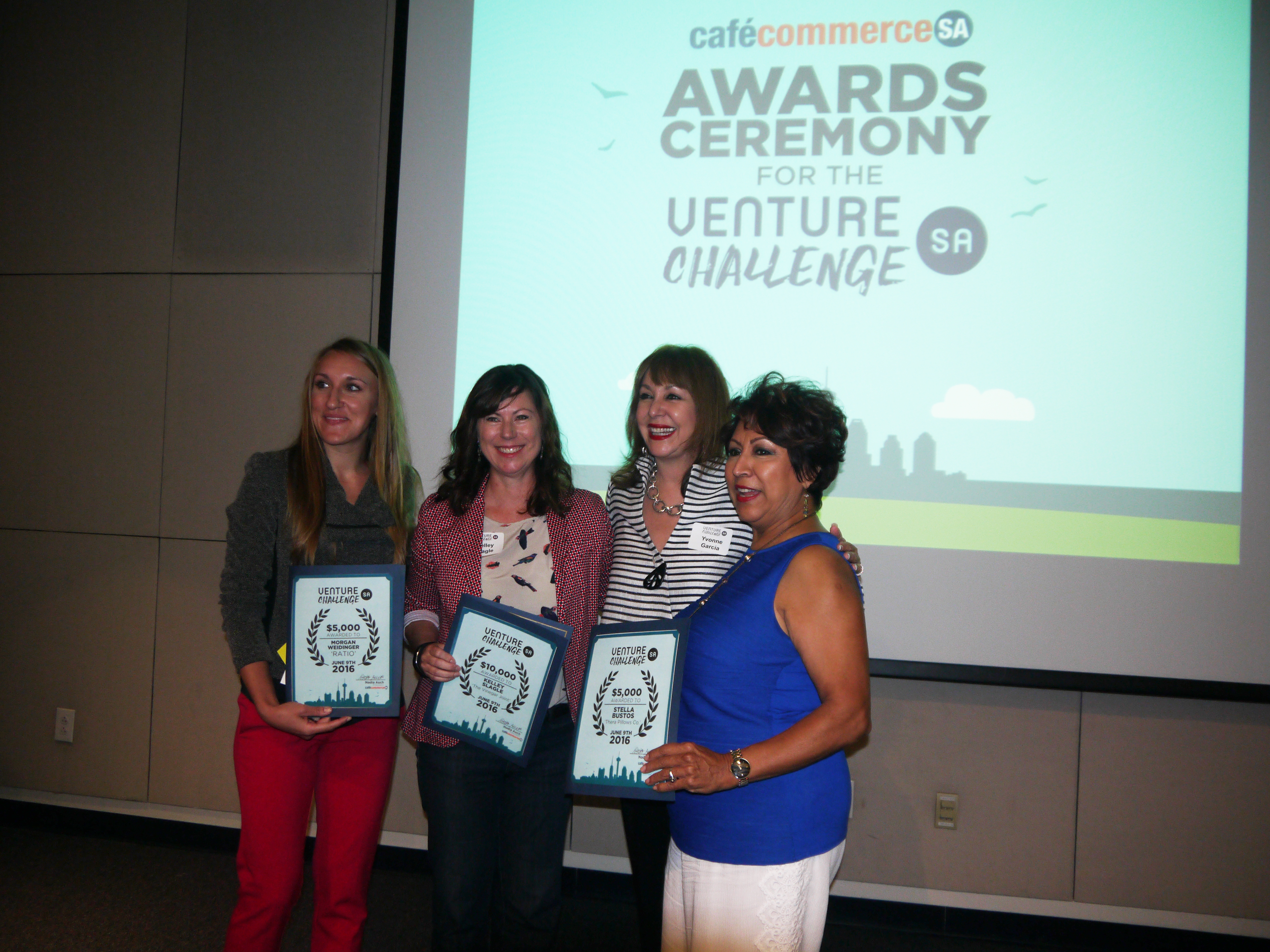 Café Commerce Announces Winners for Venture Challenge SA
