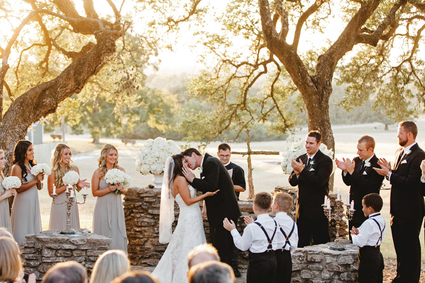 My Big Beautiful Hill Country Wedding