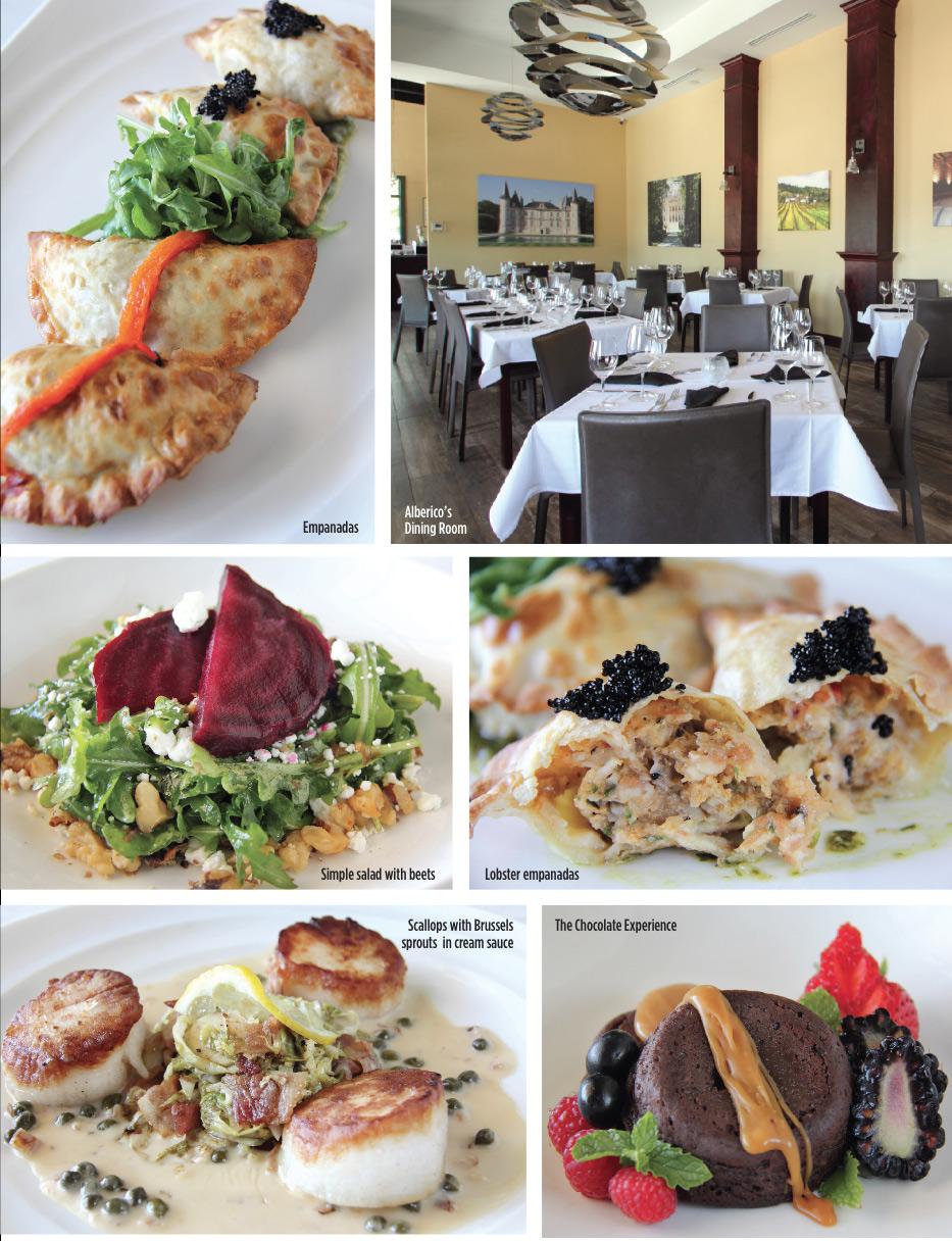 Dining: Alberico's