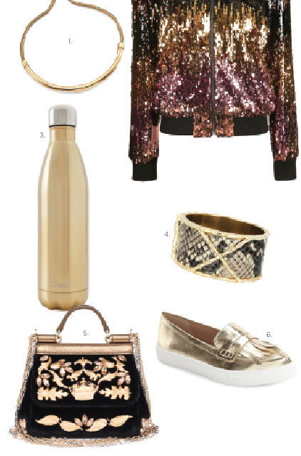 Fashion: All That Glitters is GOLD