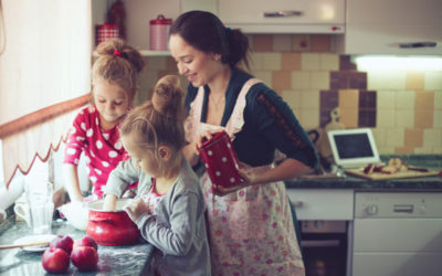 Mommy Matters: Kids in the Kitchen