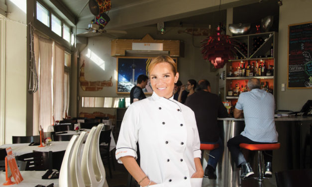 Up Front: They Can Stand the Heat and Then Some