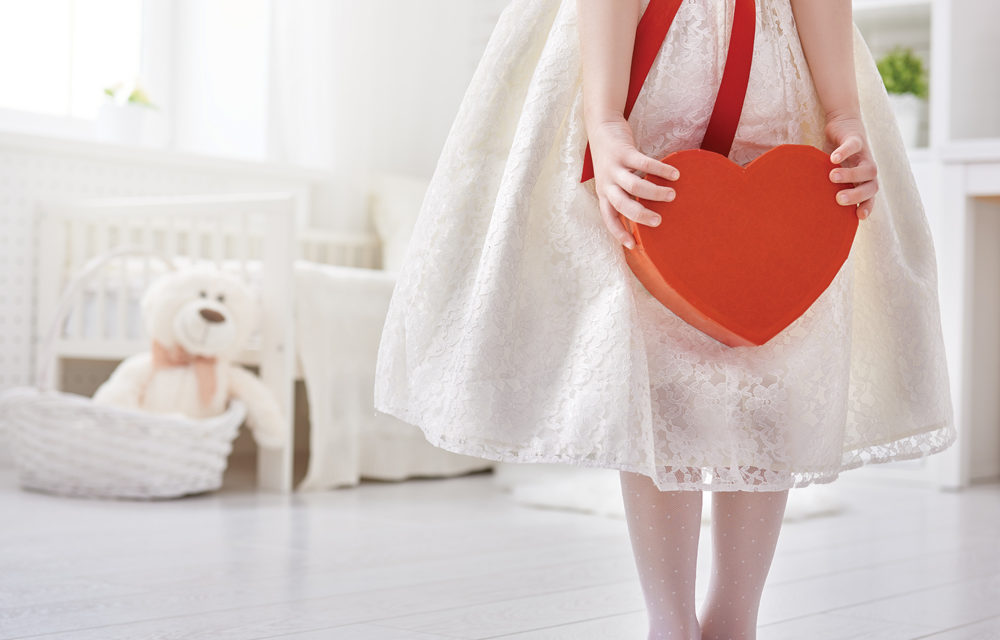 Mommy Matters: Valentine's Day