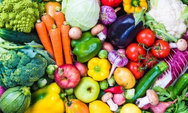 Sustainable Gardening: Resolve to Grow Your Own Health Food