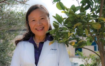 Treating Patients With Sustainable Living