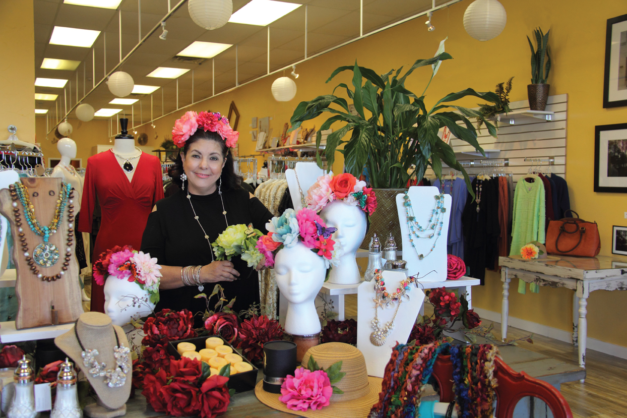 Letty Tijerina: Owner of Elle & Elle Boutique