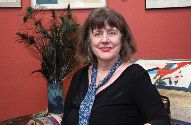 A Poet and a Leader: Sheila Black