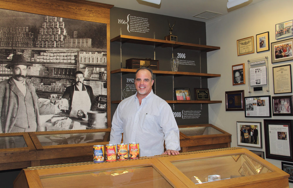 Tony Liberto: President and CEO of Ricos Products