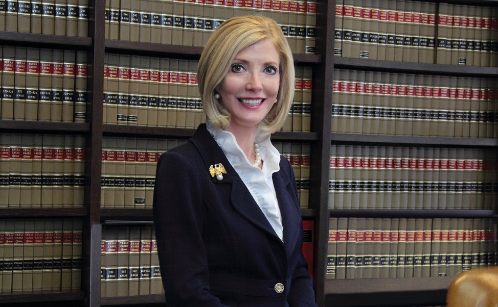 Sandee Bryan Marion Heads Fourth Court of Appeals