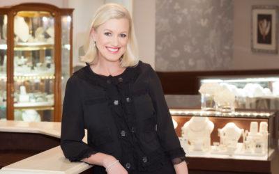 Michelle Shetler, Owner, Shetler Fine Jewelers