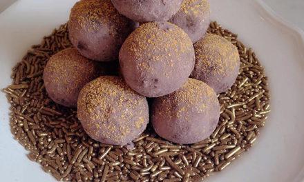 Bird Bakery Decadent Bourbon Balls