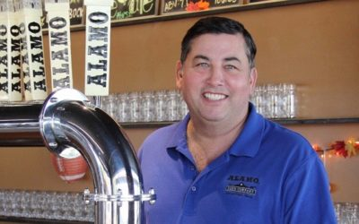 Eugene Simor, Founder/CEO of Alamo Beer Company