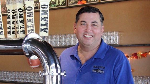Eugene Simor, Founder/CEO of Alamo Beer Company