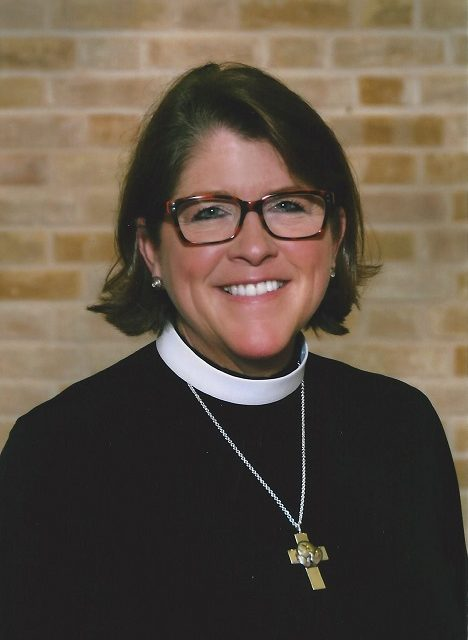TMI Episcopal Welcomes The Rev. Lisa Mason