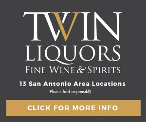ad for Twin Liquors