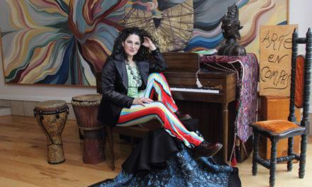 Flamenco Dancer Tamara Adira