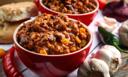 Chili Recipes for Not Quite Chilly Days