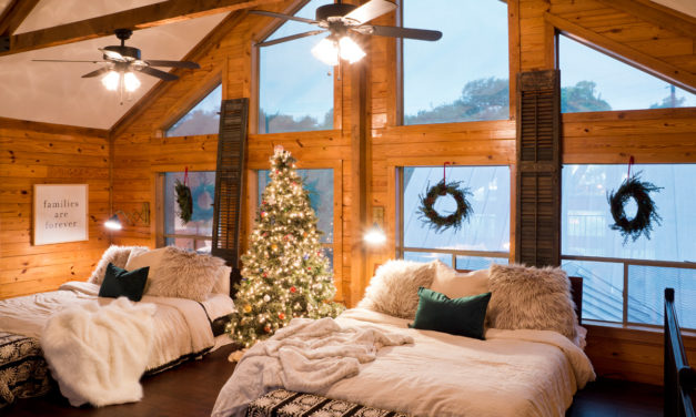 A Cozy Cabin in the Hills