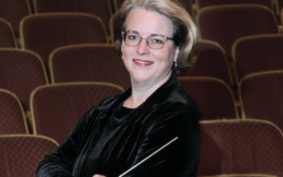 Conductor Kristin Roach Thrives on Variety