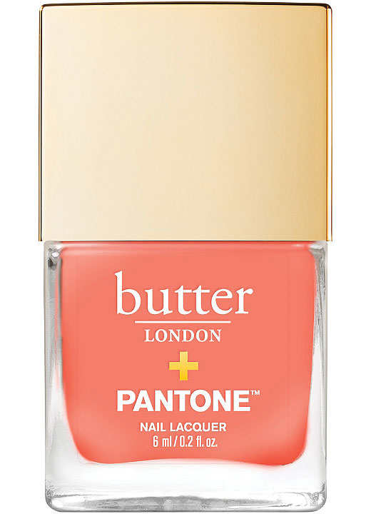 butter london official pantone 2019 nail lacquer