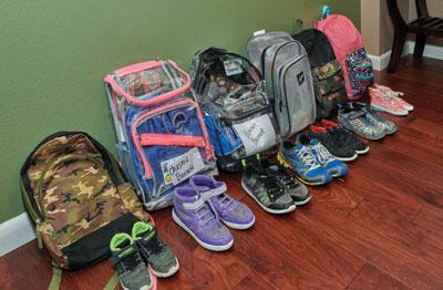Barnett backpacks