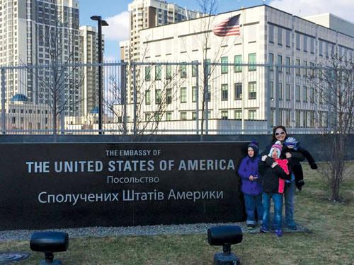 barnett embassy