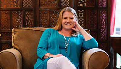 Becky Davenport, Ph.D., LMFT-S