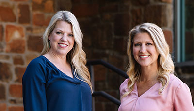 Janel Whidbee, MD and Cynthia Hathaway, PMHNP