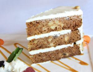 dining Carrot cake RF