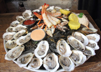SOUTHERLEIGH'S DOUBLE SEAFOOD TOWER