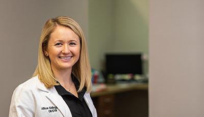 Dr. Allison Kellogg