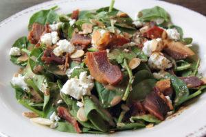 6152 Spinach salad RF
