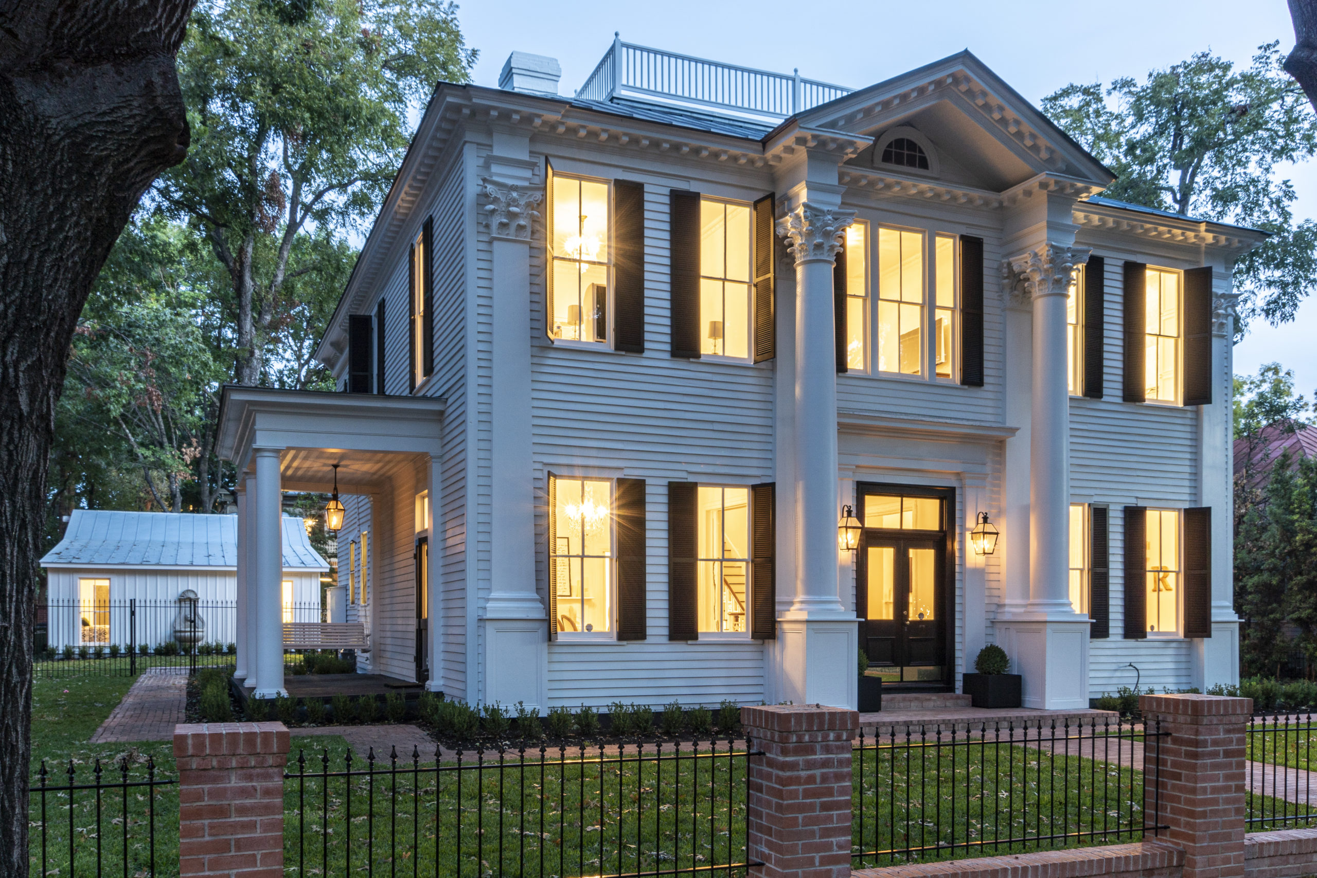 AT HOME: A Dream House on King William Street