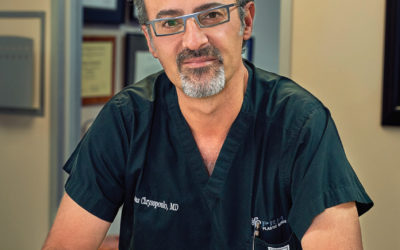 GUY TO KNOW: Dr. Minas Chrysopoulo