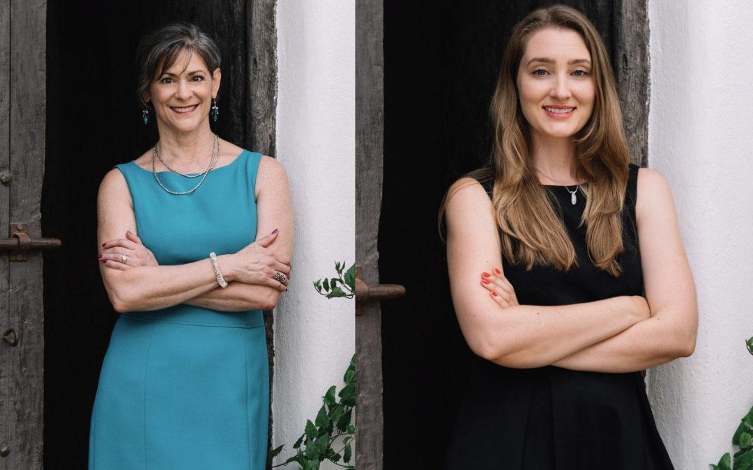 Cindy Cohn & Sarah Esserlieu