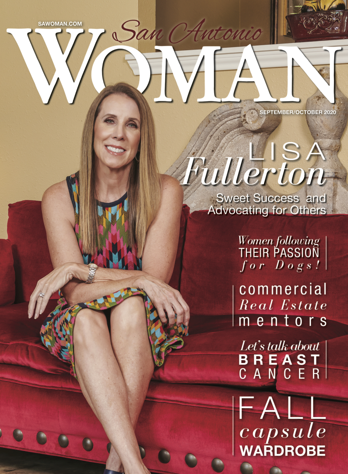 san antonio woman september october fall issue edution