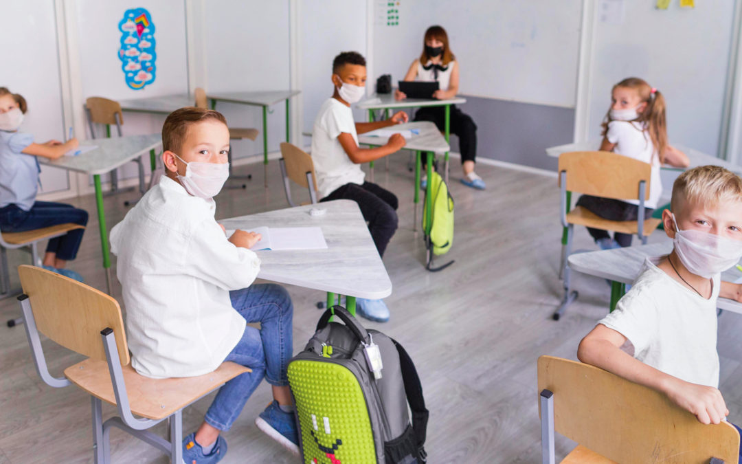 """MENTAL HEALTH: Preparing Your Child (and You) For The """"New"""" New School Year"""