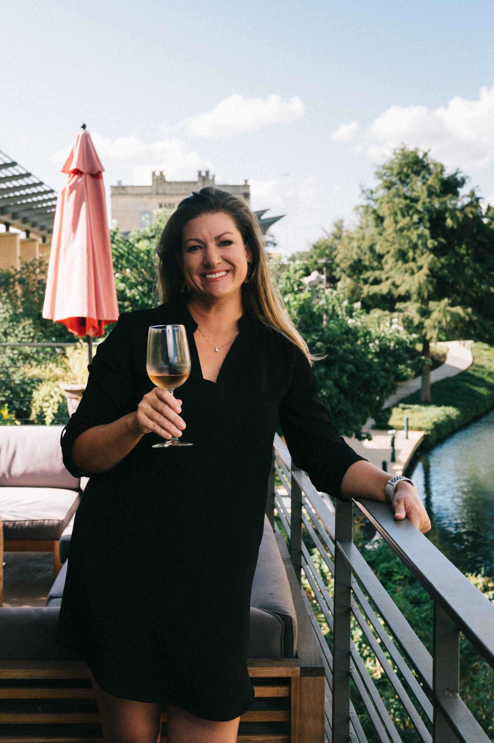 Crystal Dady san antonio woman feature story restaurants