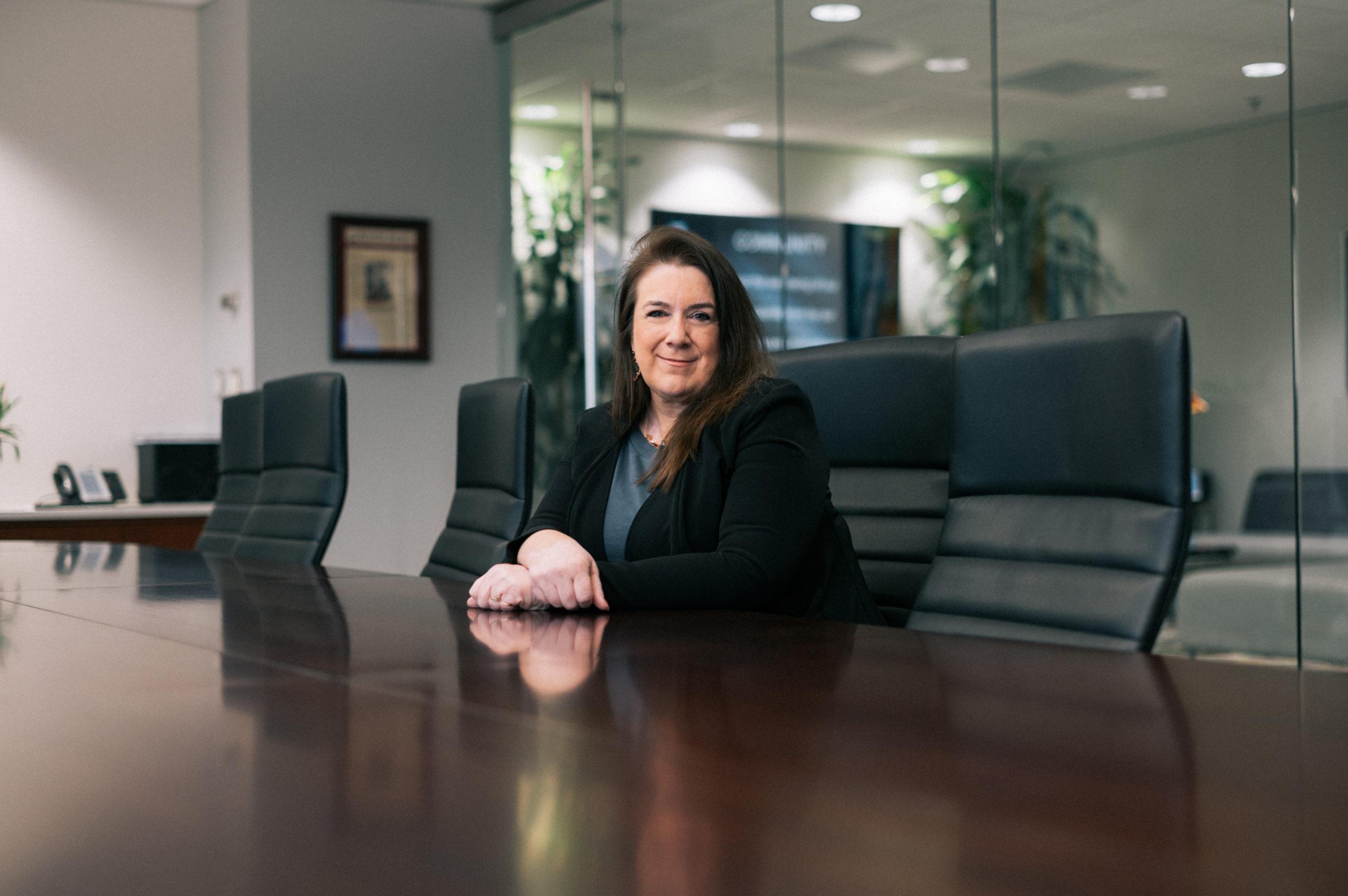 Jennifer Stief Director of HR and Administration Sol Schwartz & Associates CPAs san antonio woman feature story