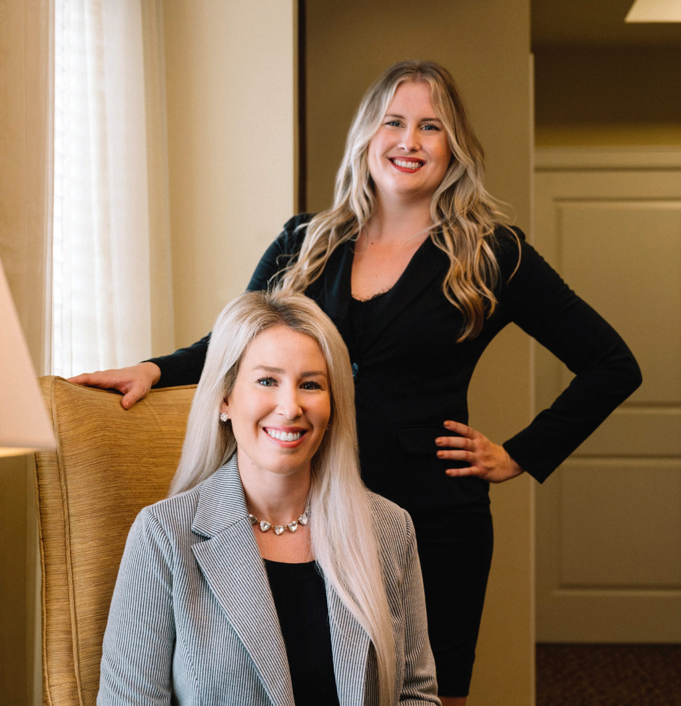 Avery Holley & Kristin Howard: Directors of Sales & Marketing FRANKLIN PARK SONTERRA