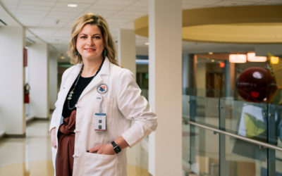 ROLE MODEL: Dr. Kirsten L. Smith