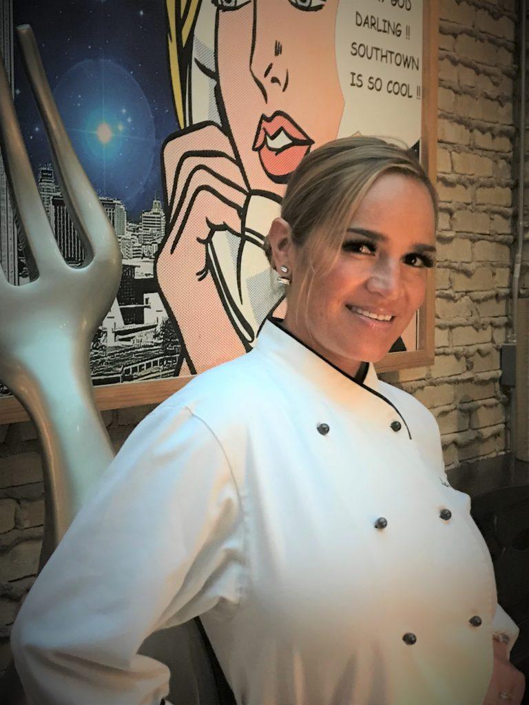 Chef Lisa Astorga Watel Janis Turk