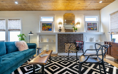 AT HOME: Rewriting A Home's History