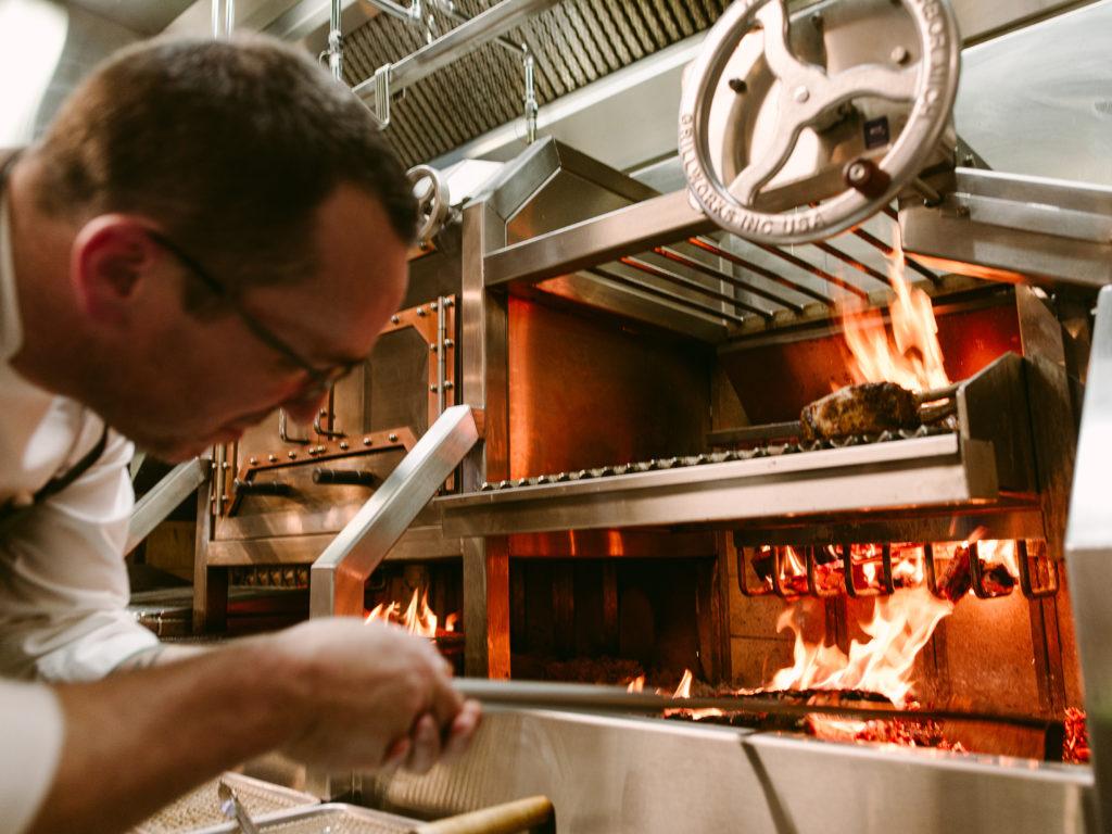 Chef Steven McHugh Photo by J. Huskin 02