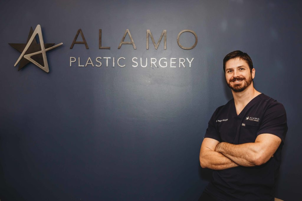 Dr Wiliam Albright Alamo Plastic Surgery cosmetic procedure surgeon questions research preparation